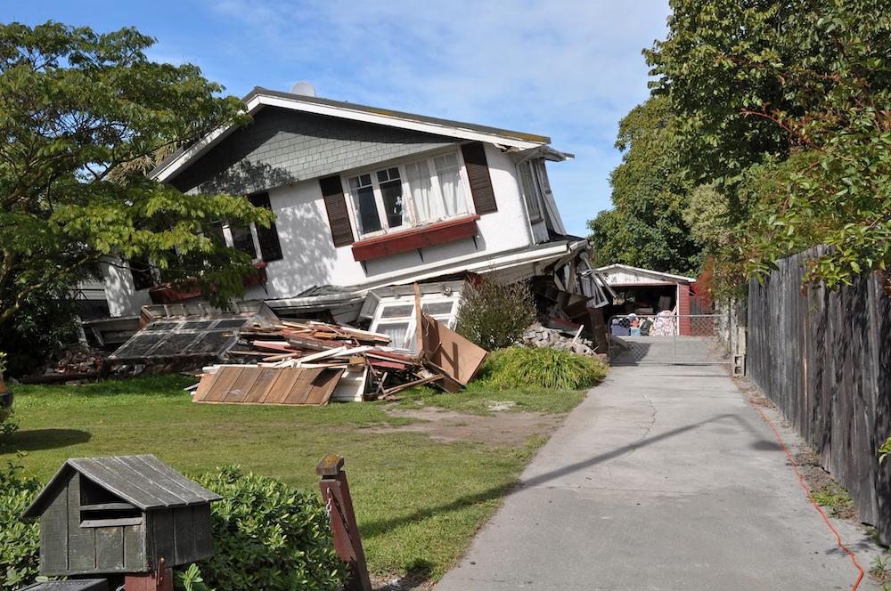 earthquake insurance Creve Coeur MO